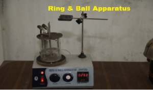 ring-and-ball-apparatus