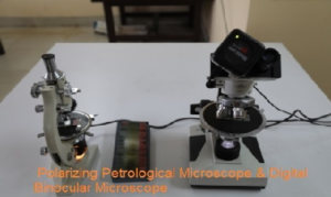 polarizing-petrological-microscope-and-digital-binocular-microscope