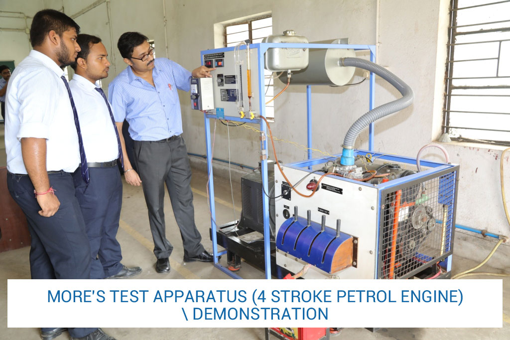 Mores-Test-Apparatus-4-Stroke-Petrol-Engine-Demonstration