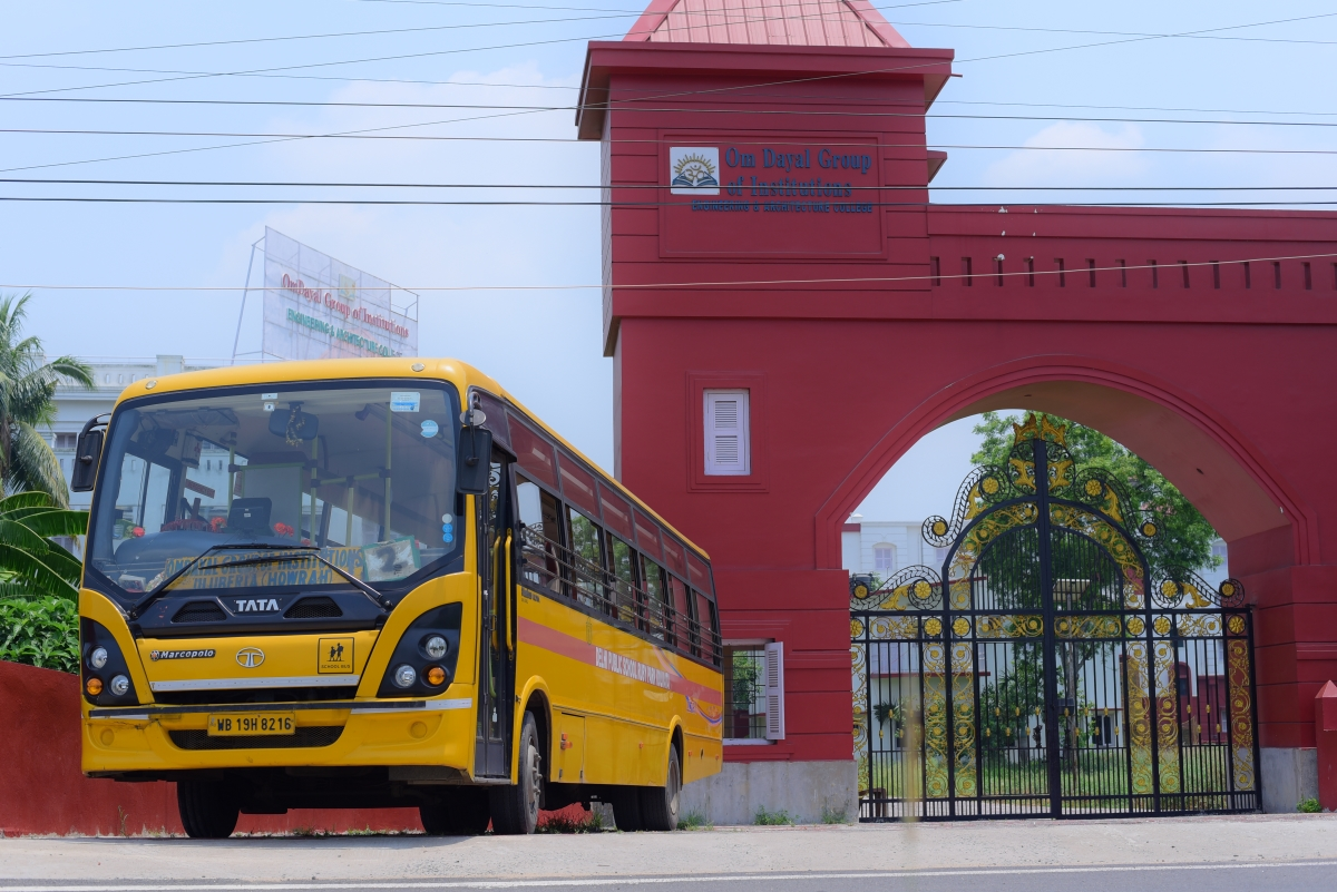 OmDayal Group of Institutions-Transport-2