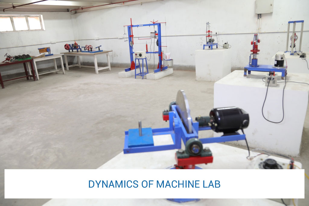 dynamics-of-machine-lab