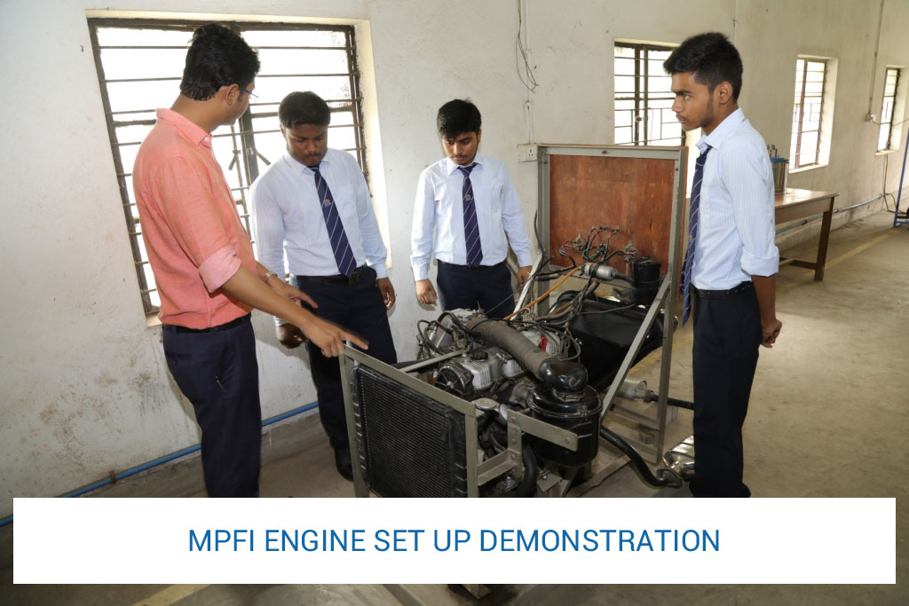 mpfi-engine-set-up-demonstration