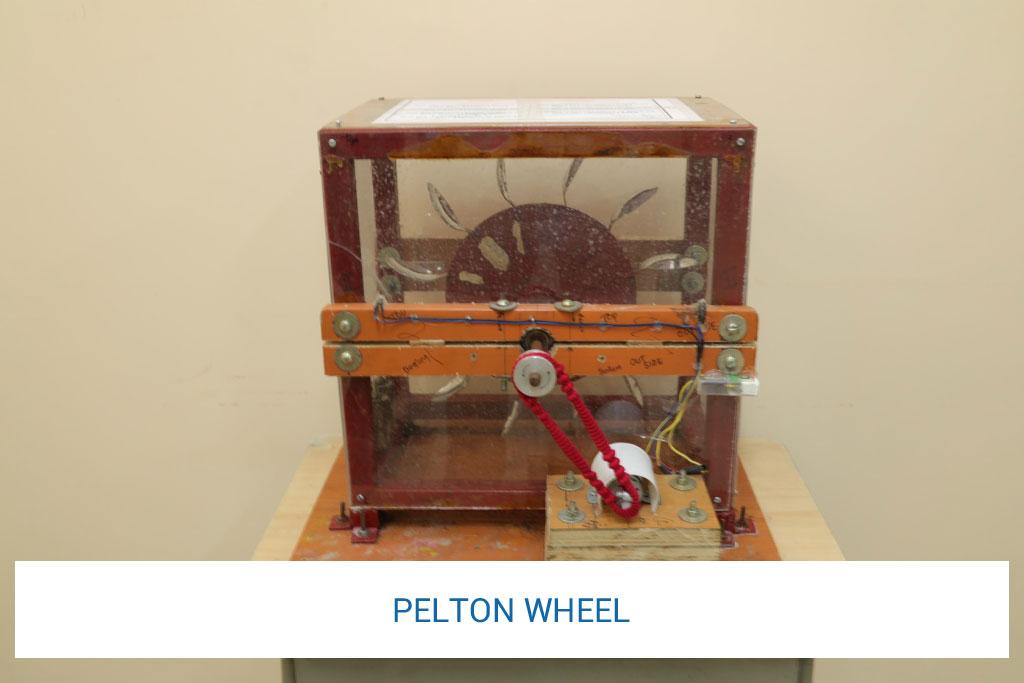 pelton-wheel