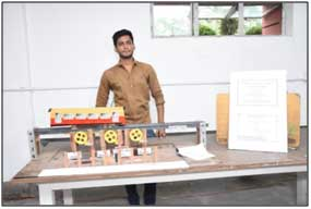 Power Generation from Railway Track