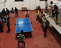 OmDayal Group of Institutions-Table-Tennis