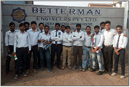 Industrial Visits and Trainings