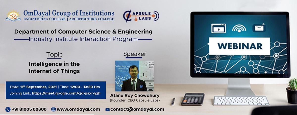 Industry Institute Interaction Program